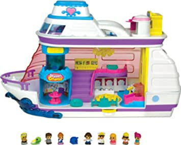Squinkies Cruise Ship Surprize Amazoncouk Toys Games - Toy cruise ship