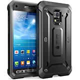 SUPCASE Unicorn Beetle PRO Series Case for Galaxy S5 Active, Full-Body Hybrid Case with Screen Protector(SM-G870A…