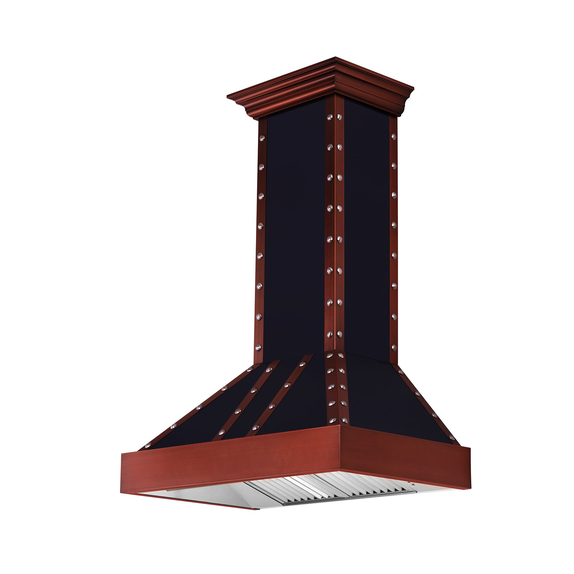 Z Line 655-BCCCS-30 30'' 900 CFM Designer Series Wall Mount Range Hood, Oil-Rubbed Bronze by Z-Line