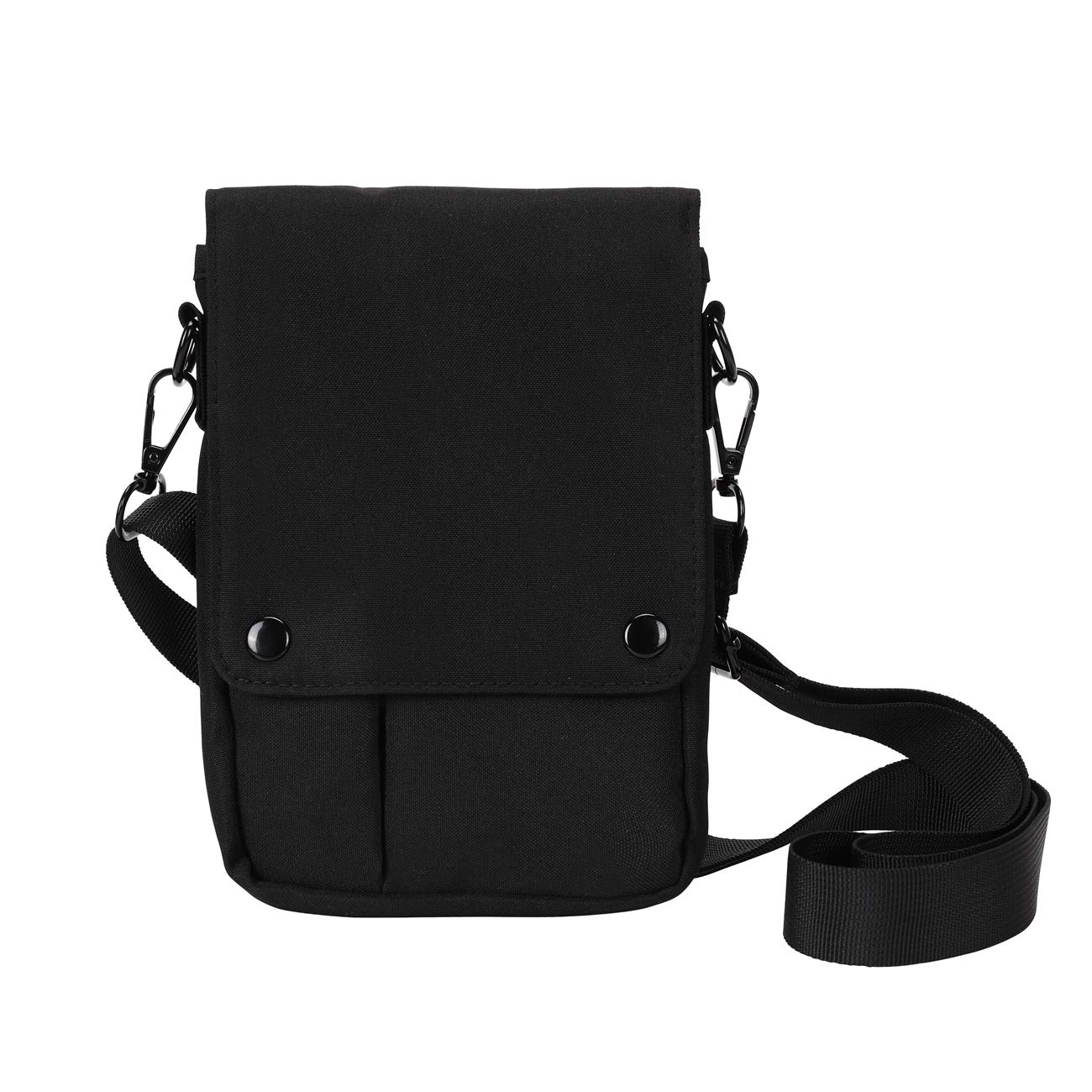 LIVEASY Man Shoulder Bag Essential Messenger Bag Waterproof Belt Bag