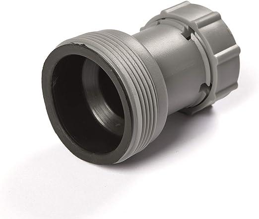 Bestway 58236 - Adaptadores de Manguera Diámetro 38 mm Con Válvula ...