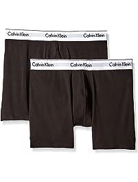 cffdaa0b51b38 Calvin Klein Men s 2 Pack Modern Cotton Stretch Boxer Briefs