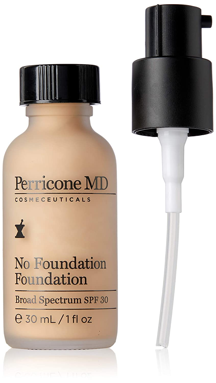 ドクターペリコン No Foundation Foundation SPF 30 - NO. 1 Fair to Light 30ml B015ABLKJ8