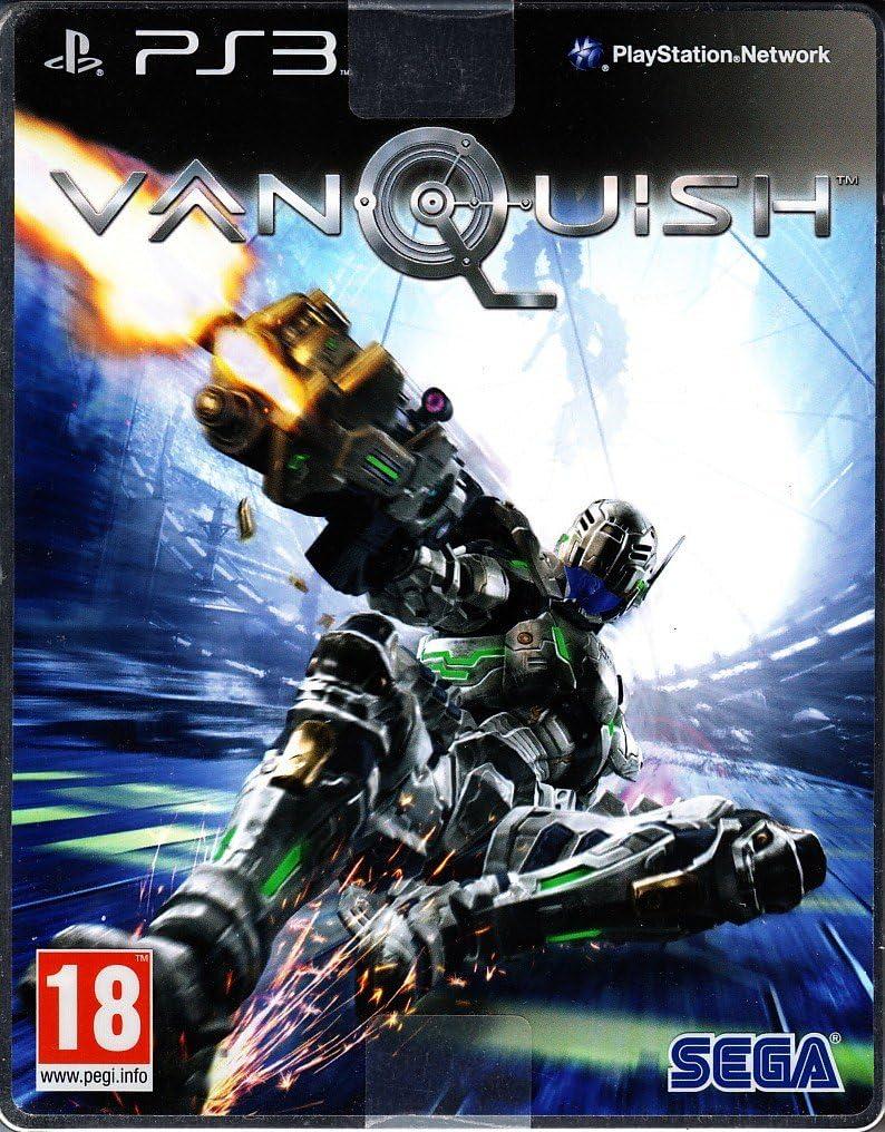 Vanquish - Caja Metalica: Amazon.es: Videojuegos