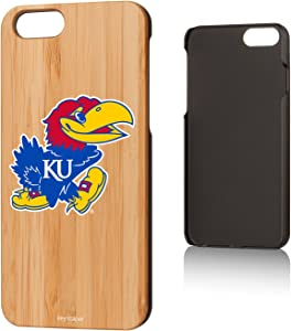 Keyscaper NCAA Bamboo iPhone 6 Case in Insignia