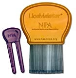 LiceMeister Head Lice & Nit Removal Comb, 1