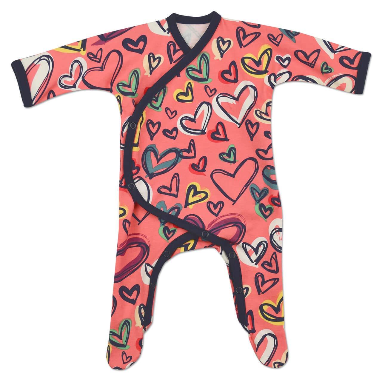 Perfectly Preemie Boys /& Girls Playsuit