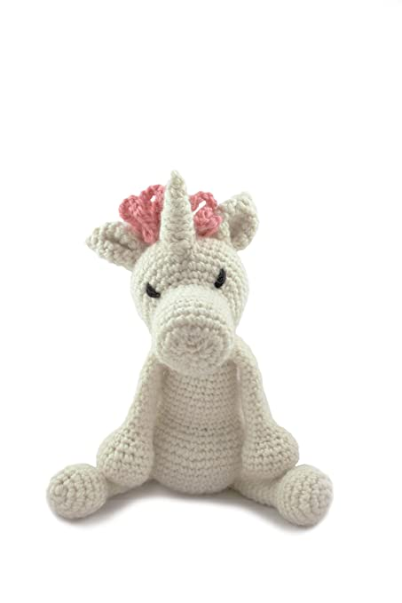 TOFT Edward's Menagerie Chablis the Unicorn Crochet Kit
