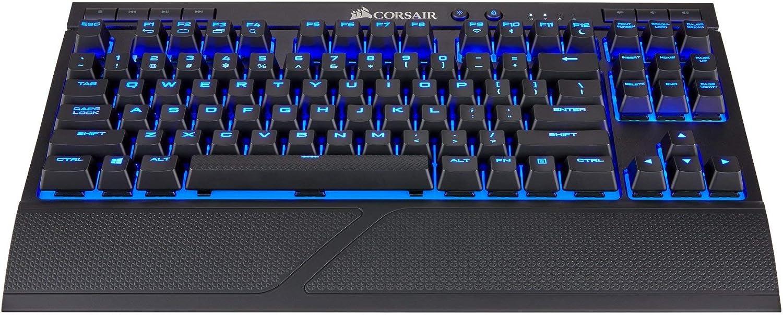 Corsair K63 Wireless Blue LED TKL Mechanical Gaming Keyboard