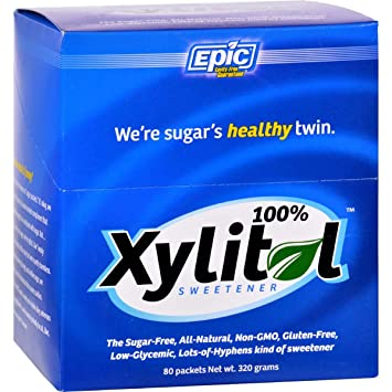 a0dbdc1812e463 Amazon.com   Epic Xyitol Natural Sweetner