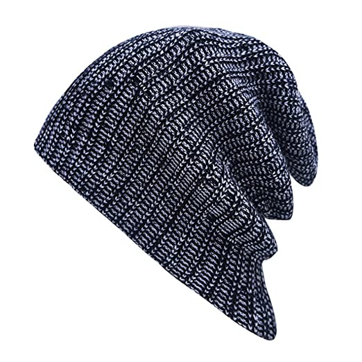 7ba0611f7 MIOIM Popular Mens Womens Winter Beanies Warm Cable Knitted Crochet ...