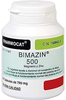 Bimazin 500 - 90 Cápsulas de 790 miligramos