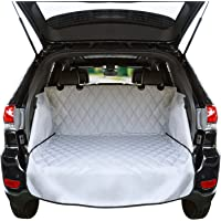 Cargo Liner For SUV's and Cars, Waterproof Material, non Slip Backing, With Side Walls…