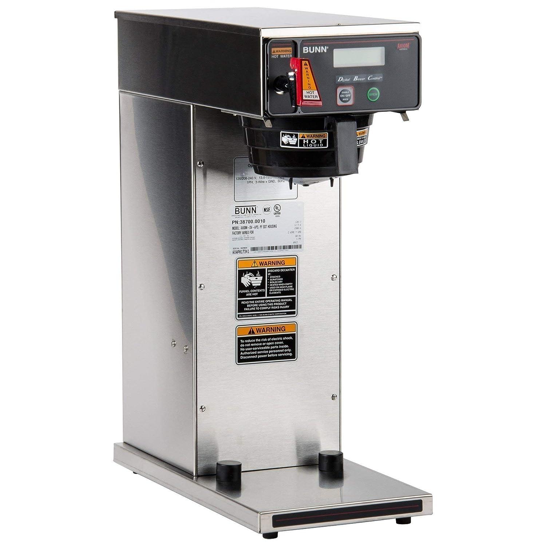 Bunn 38700.0010 Axiom DV-APS Airpot Coffee Brewer Dual Voltage
