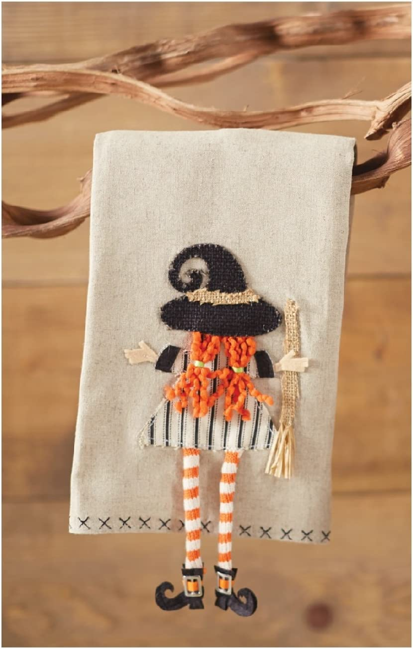 Halloween Witch Kitchen Towels Page Three