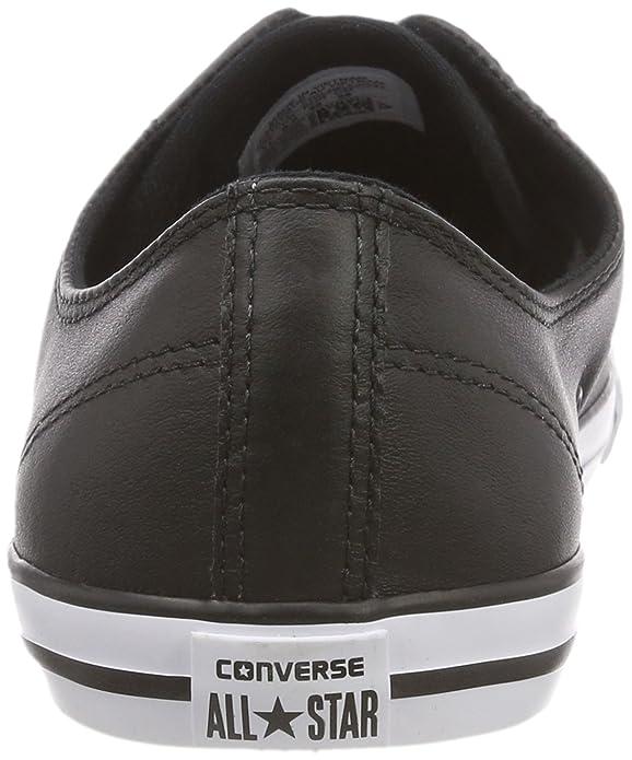 Converse Damen CT Dainty OX Blk Slip on Sneaker, Schwarz (Black 001), 43 EU