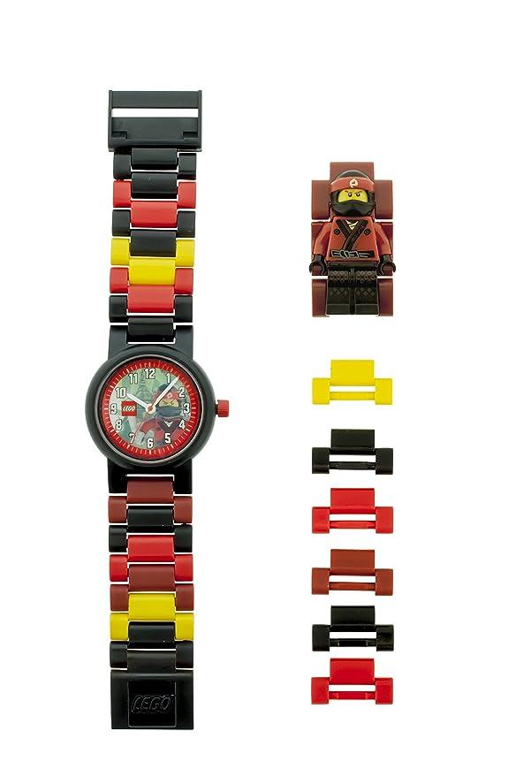 8 opinioni per LEGO Ninjago Movie 8021117 Orologio da polso componibile per bambini con