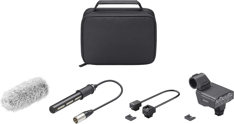 Sony XLR-K3M - Adaptador con Caja XLR y micrófono direccional: Amazon.es: Electrónica
