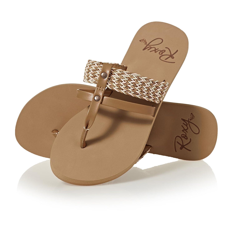 3dca45558890b3 Roxy ladies ailani flip flops brown sandals jpg 1500x1500 Roxy flip flops  brown