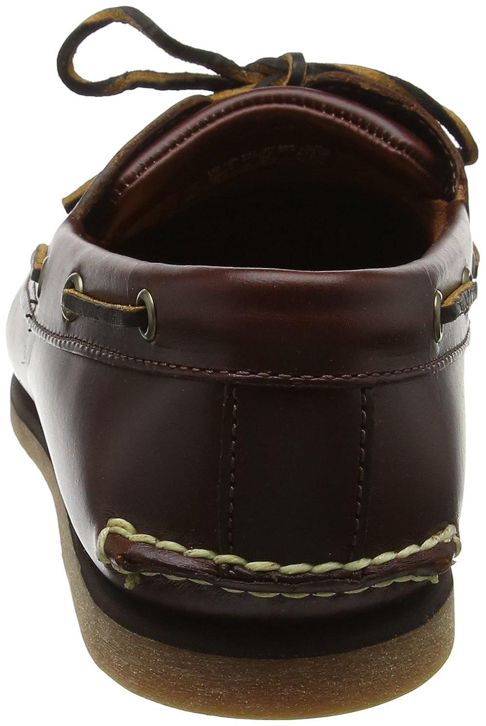 Timberland Classic 2-Eye (Wide Fit), Zapatos del Barco para Hombre: Amazon.es: Zapatos y complementos