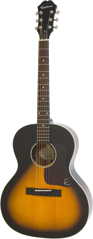 Epiphone EL-00 PRO - Guitarras electroacústicas, color vintage sunburst
