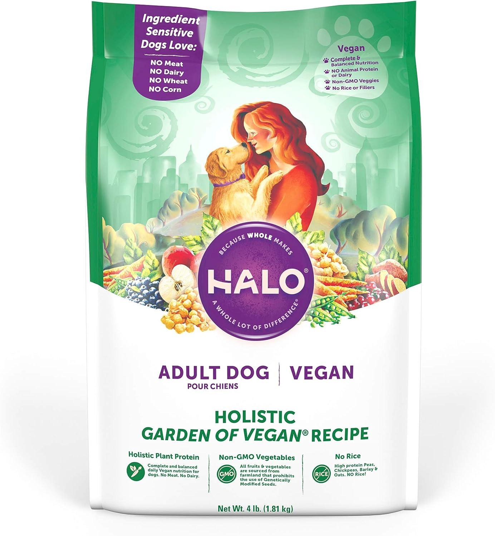 Halo Vegan Dry Dog Food, Vegan Recipe