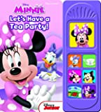 Mickey Mouse Clubhouse: Let's Have a Tea Party: Play-a-Sound (Play-a-Sound: Disney Minnie)