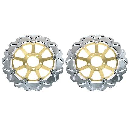 TARAZON 2 Rotores de discos de freno delanteros para ...