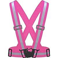 55 Sport High Visibility Reflective Safety Vest