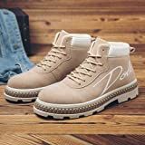 Men Boots Ankle Boot Work Shoes Casual High-Cut
