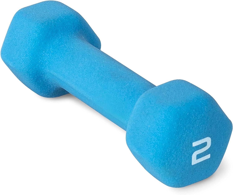 2 lb Dumbbell Brand-New CAP neoprene
