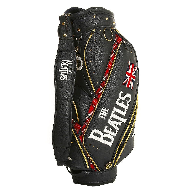 アドミラルゴルフ メンズ THE BEATLES スタンドバッグ+ヘッドカバーセット ADMG7FC7 (Men's) ABBEY ROAD SET (30ネイビー) B07469XNHR