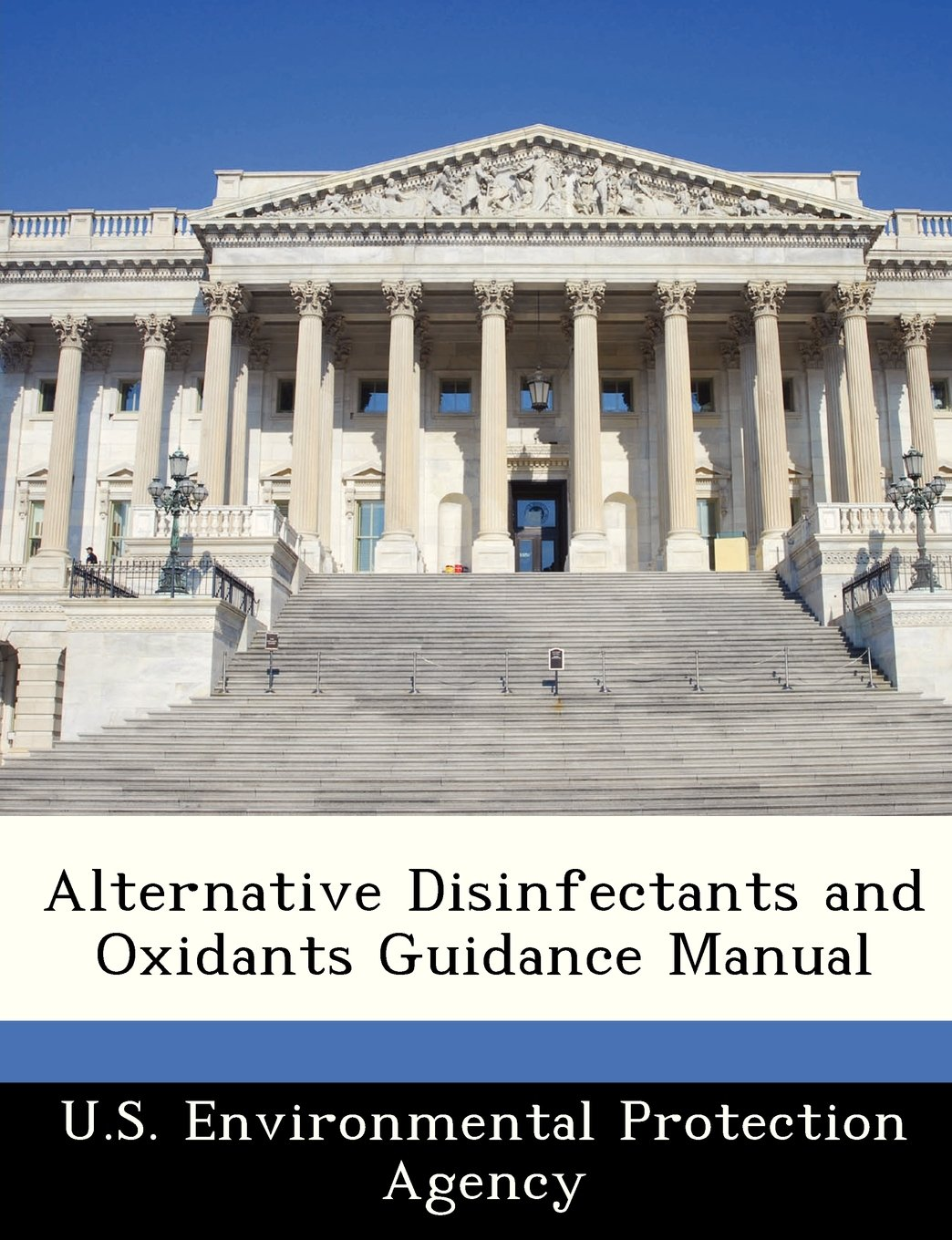 Alternative Disinfectants and Oxidants Guidance Manual pdf