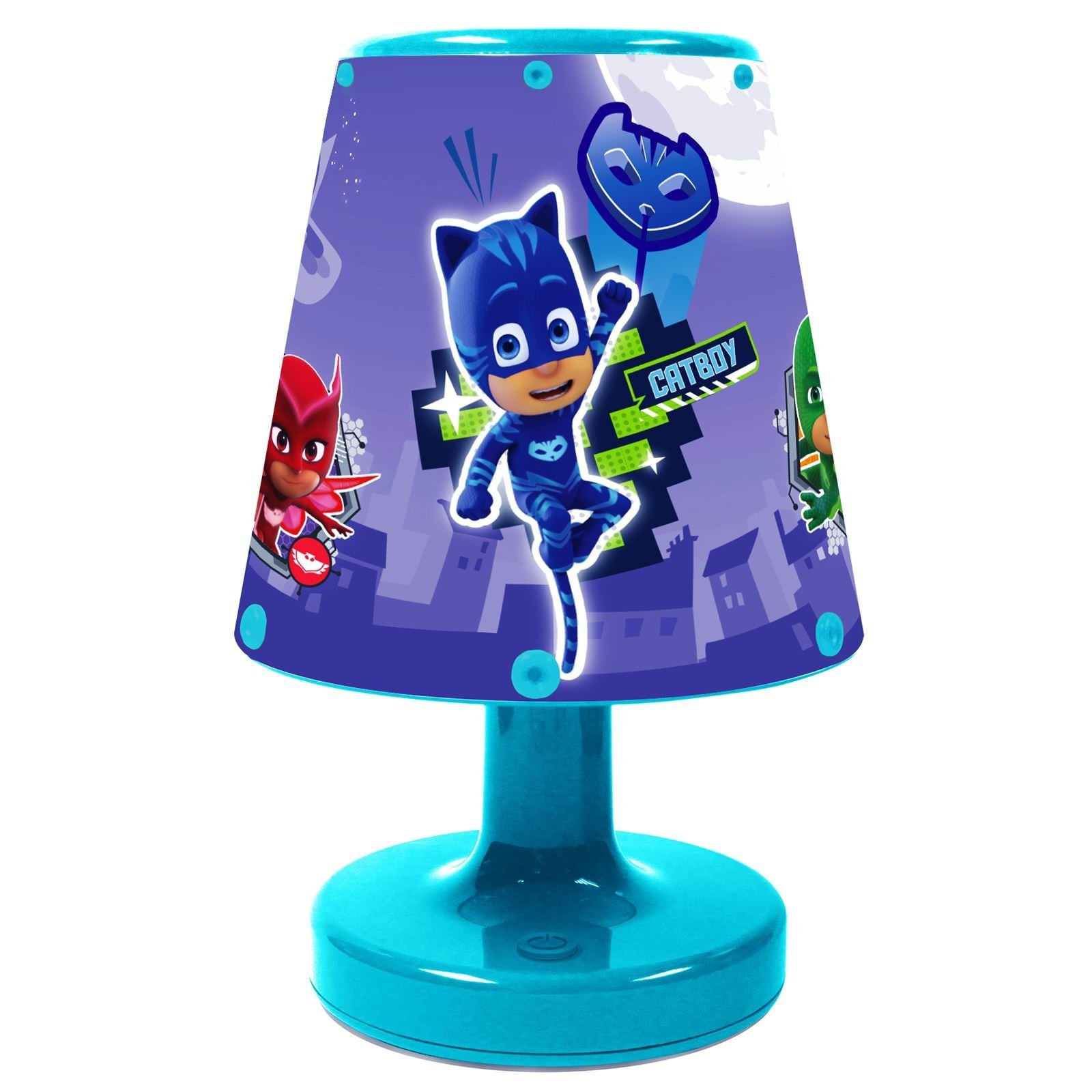 PJ Masks Battery Bedside Lamp