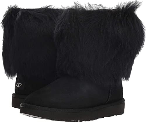 amazon com ugg womens short sheepskin cuff boot boots rh amazon com