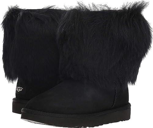 26a09694a68 UGG Womens Short Sheepskin Cuff Boot