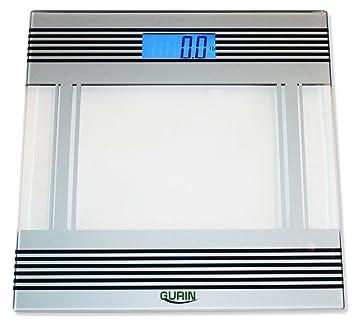 Amazoncom Gurin Precision Digital Bathroom Scale W Extra Large - Large display digital bathroom scales