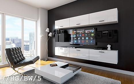 FUTURE 7 Moderno Conjunto De Muebles De Salón, Exclusiva ...
