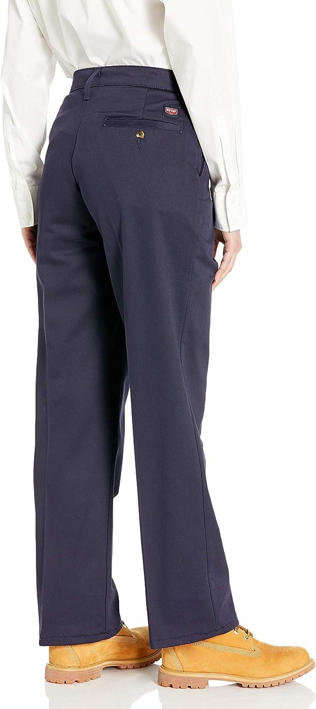 Red Kap Womens Plain Front Cotton Work Pant