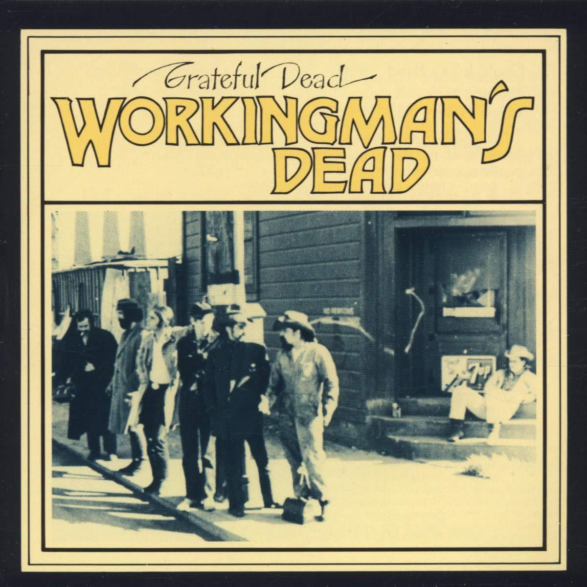 GRATEFUL DEAD - Workingman's Dead - Amazon.com Music
