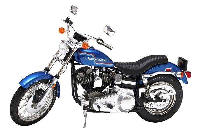Tamiya - Maqueta de Motocicleta Escala 1:6 (16039): Amazon ...