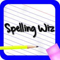 Spelling Wiz, 5th-8th Grade (for Kindle, Tablet & Phone)