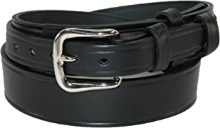 product image for Boston Leather Men's Big & Tall Heavy Duty Leather Ranger Work Belt