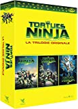 Coffret les tortues ninja, 3 films : les tortues ninja 1 ; les tortues ninja 2 ; les tortues ninja 3