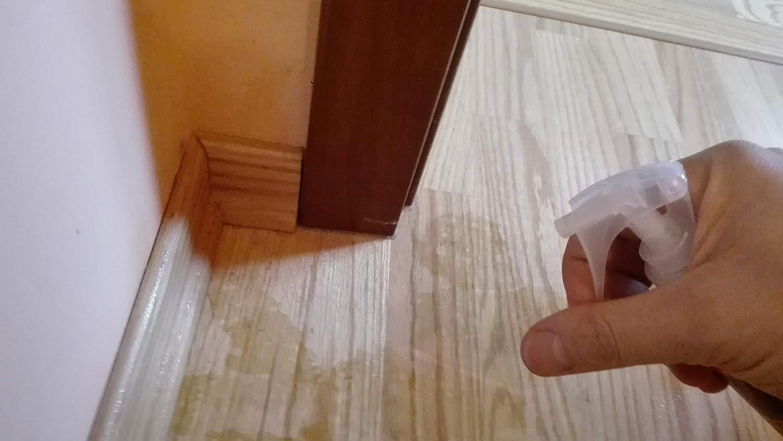 HALBAU - Limpiador de espuma de poliuretano endurecido y endurecedor ...
