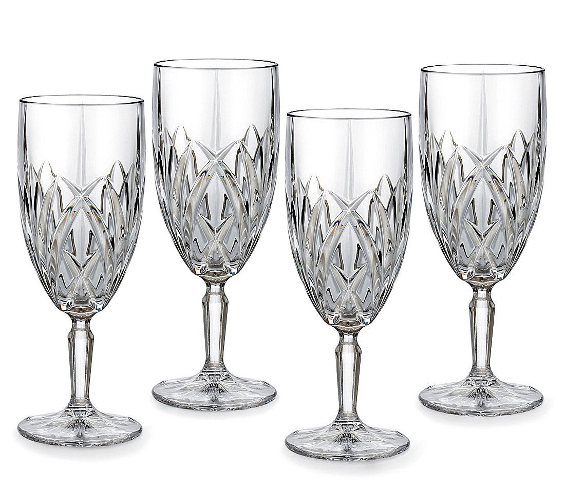 Waterford Brookside Iced Beverage, Set of 4