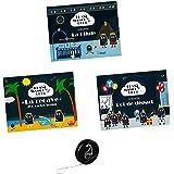 Lot de 3 extensions Blanc Manger Coco: La Pilule + La Recave + Pot de Départ + 1 Yoyo Blumie
