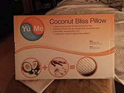 Amazon Com Customer Reviews Lux Living Coconut Bliss Pillow
