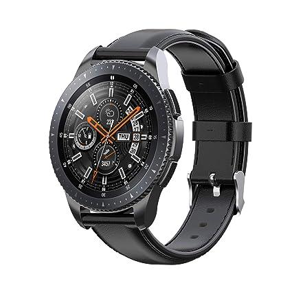 Amazon.com: Compatible con Samsung Galaxy Watch de 1.811 in ...