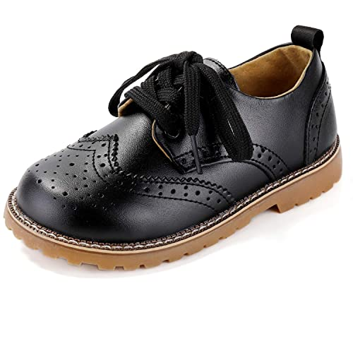 Amazon.com: GESDY - Zapatos de cuero Oxfords para vestir con ...